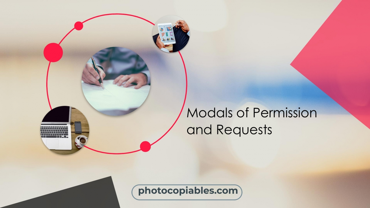 Modals of Permission and Requests