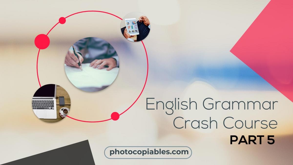 English Crash Course 5