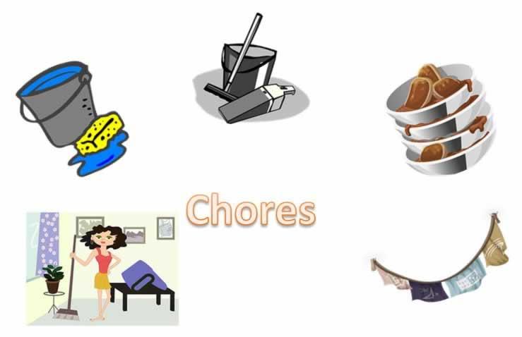 chores picture