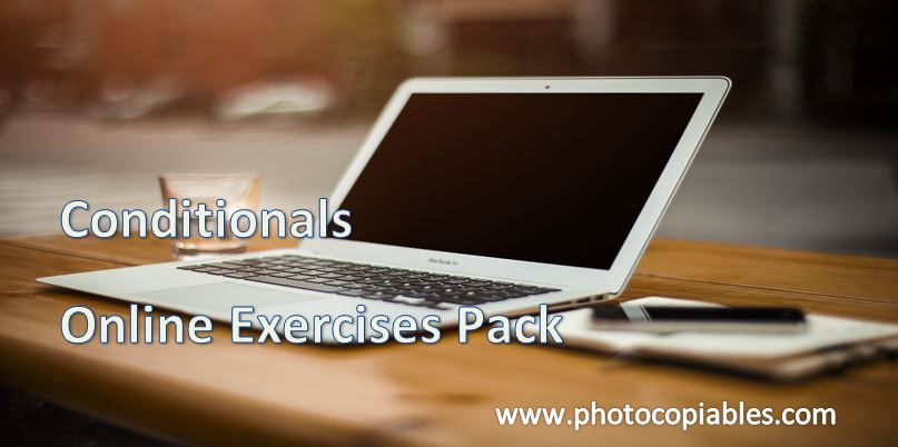 conditional online exercises pack