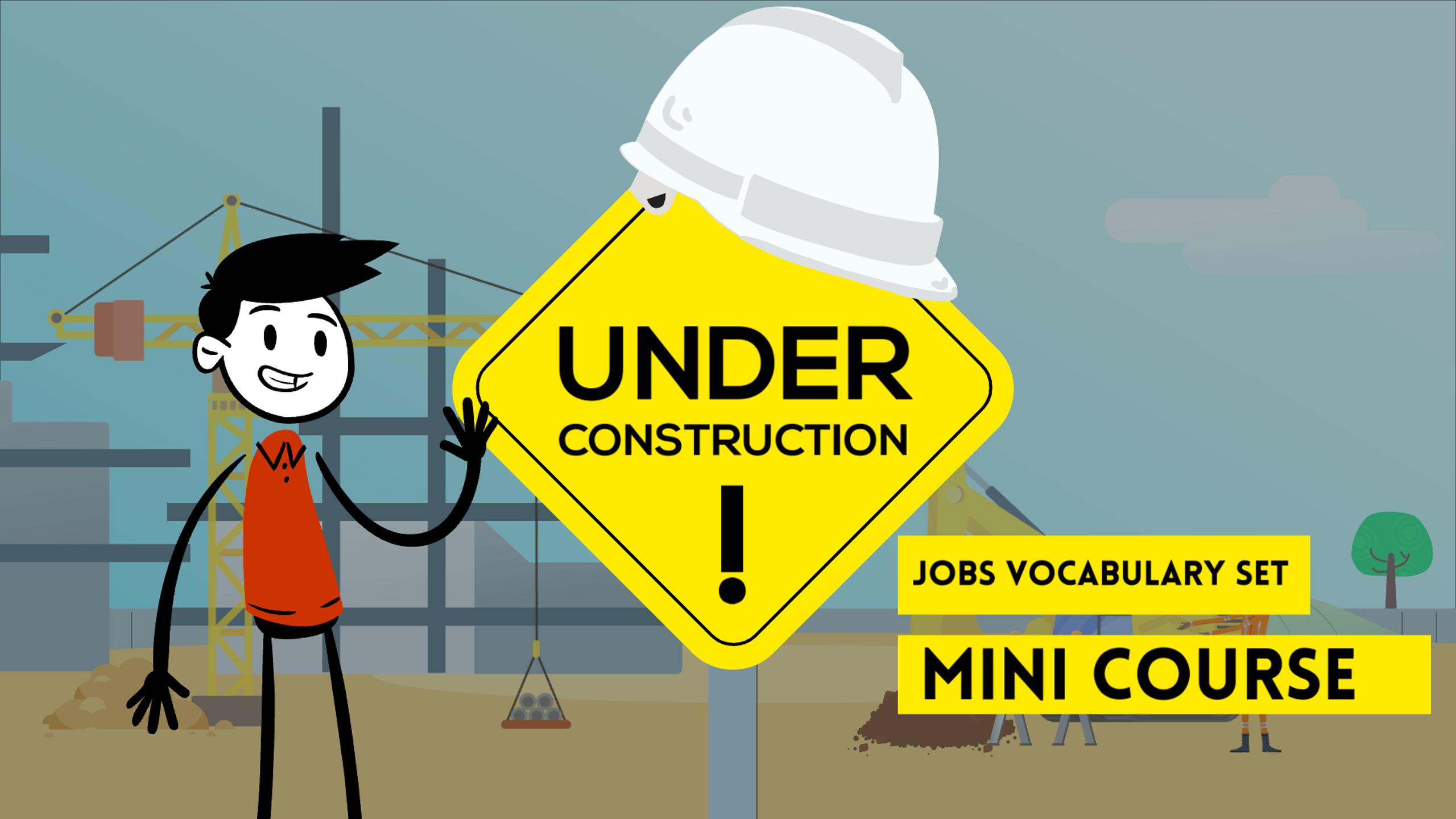 Describing jobs mini-course