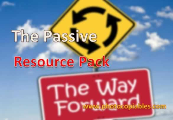 The Passive Resource Pack
