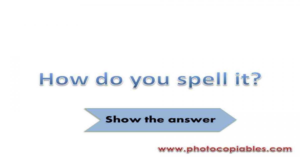 Past Simple Quiz-powerpoint-spelling-question