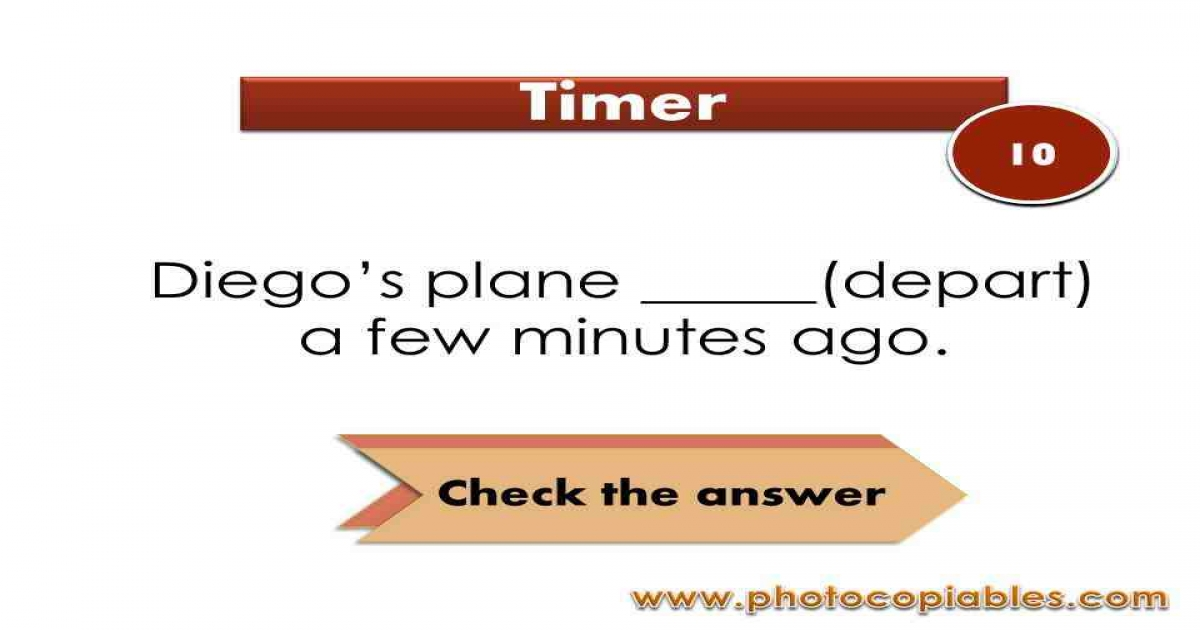 Past Simple tense_consolidation_interactive exercise-question