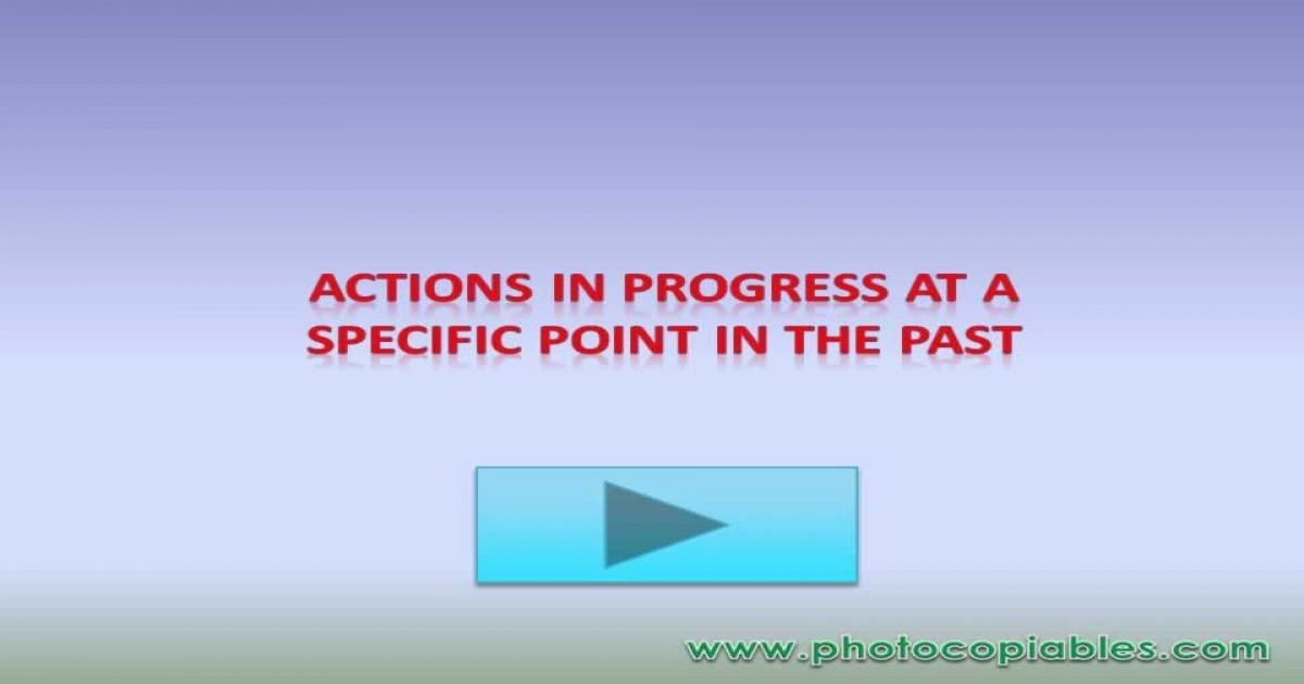 Past Simple vs Past Continuous_picture_quiz-grammar-rule