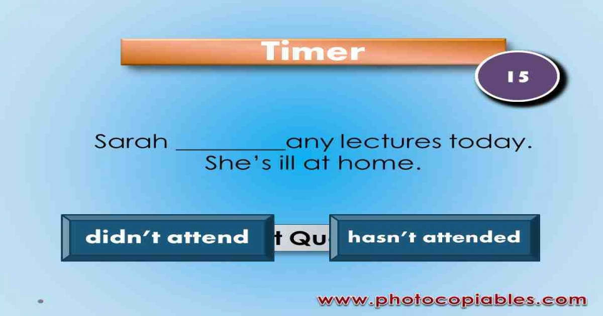 Present perfect vs past simple tense_consolidation_interactive exercise-question