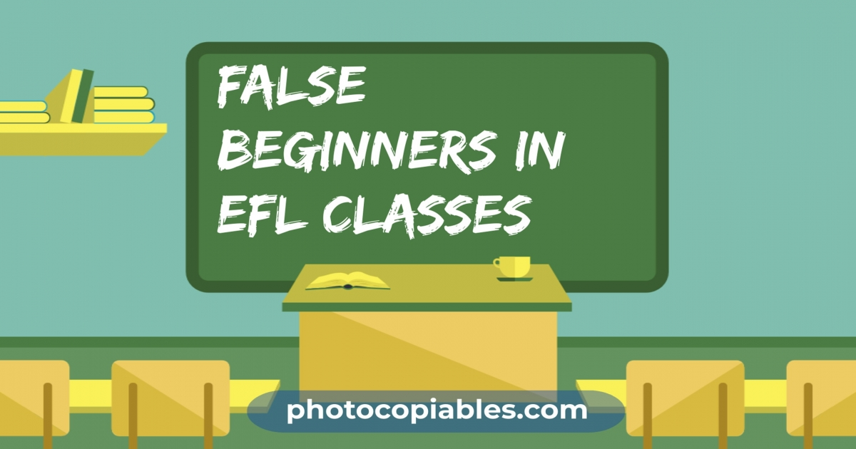 False Beginners in EFL Classes