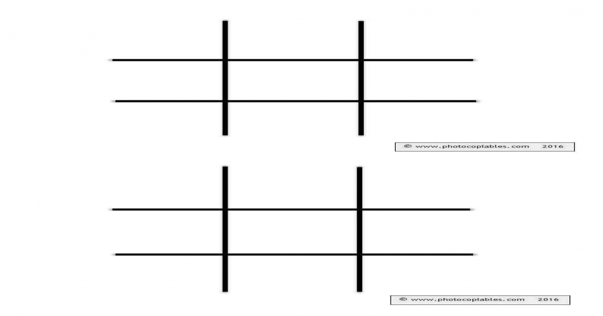 Noughts and Crosses in ESL Classes   photocopiables