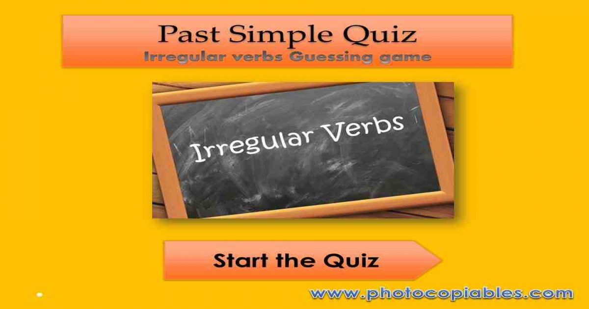 Past Simple tense_verb-forms_interactive exercise-front