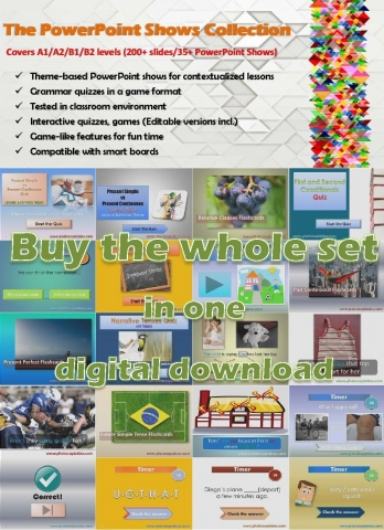 complete powerpoints pack product picture