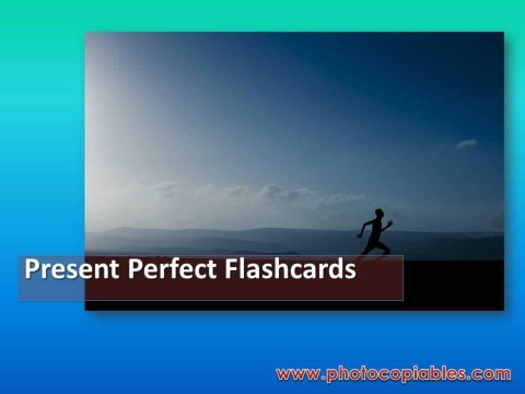 present-perfect flashcards