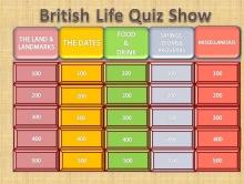 British Life Quiz Show picture 1