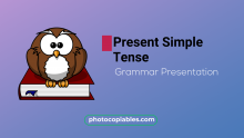 Present Simple Grammar Presentation