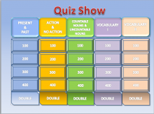 Elementary general revision quiz show screenshot 1