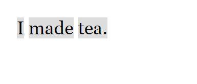 telescopic text example1